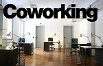 coworking in a business center in brussels