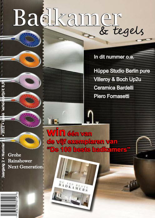 Badkamer en tegels magazine